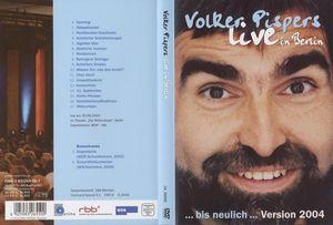 Volker Pispers ...bis neulich: Live in Berlin 2004 -- © bepixelung.org