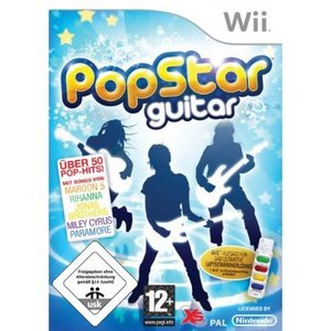 PopStar - Guitar (English) (Wii)