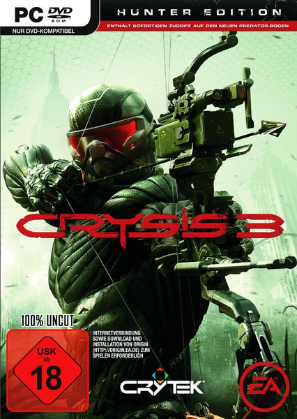 Crysis 3 - Hunter Edition (deutsch) (PC)