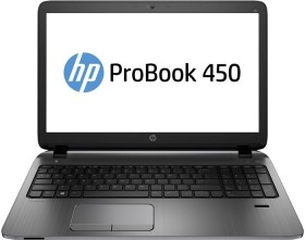 HP ProBook 450 G2 silber, Core i5-4210U, 4GB RAM, 500GB SSHD (K7J65ES)