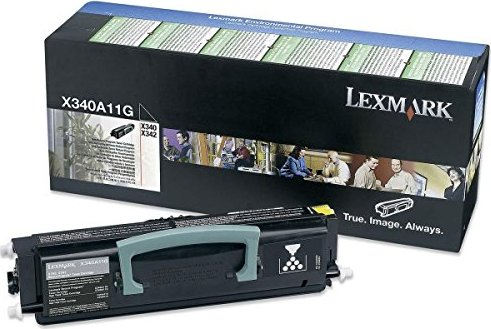 Lexmark X340A11G Return Toner schwarz -- via Amazon Partnerprogramm