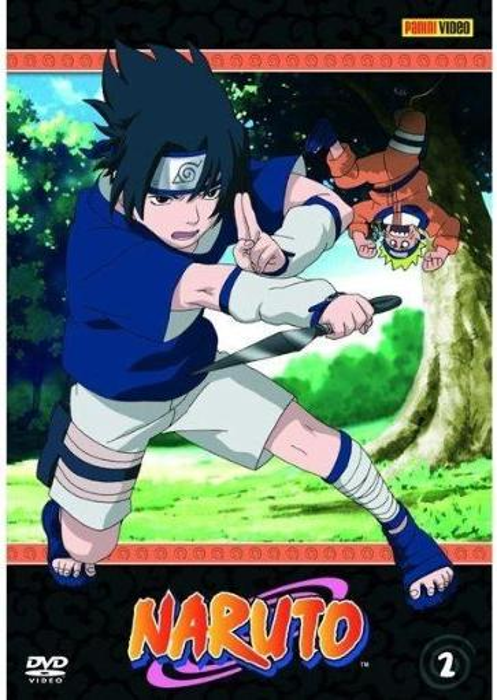 Naruto Vol. 2 (Folgen 6-10) -- via Amazon Partnerprogramm