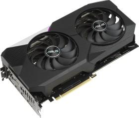 ASUS Dual GeForce RTX 3070 V2 (LHR), DUAL-RTX3070-8G-V2, 8GB GDDR6, 2x HDMI, 3x DP (90YV0FQD-M0NA00)