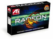 ATI Radeon 32MB SDR AGP, bulk