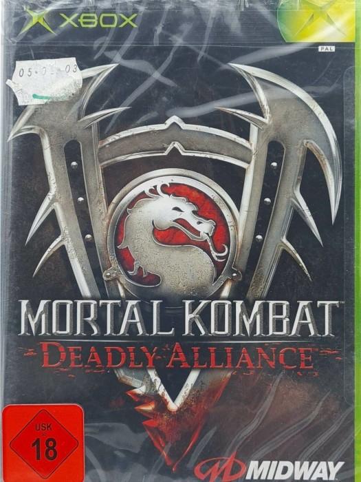 Mortal Kombat - Deadly Alliance (German) (Xbox) -- via Amazon Partnerprogramm