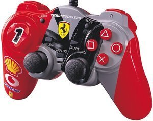 Thrustmaster Scuderia Gamepad (PS2) (4160397)