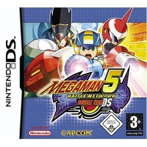 Megaman Battle network 5 (German) (DS) (1822890)
