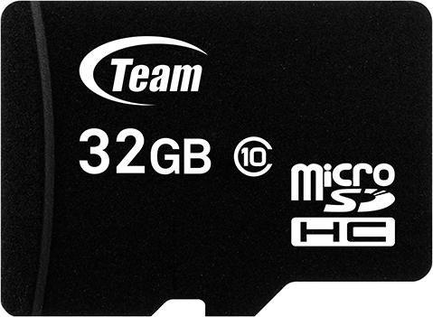 TeamGroup R20/W14 microSDHC 32GB Kit, UHS-I, Class 10 (TUSDH32GCL1003)