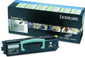 Lexmark Return Toner X340H11G