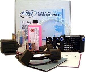 Alphacool starter kit Rev.2 water cooling kit (various sockets)
