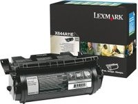 Lexmark Return Toner X644A11E black