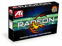 ATI Radeon 32MB SDR AGP TV-Out, bulk