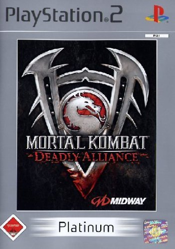 Mortal Kombat - Deadly Alliance (niemiecki) (PS2) -- via Amazon Partnerprogramm