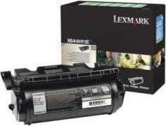Lexmark Return Toner X644H11E schwarz