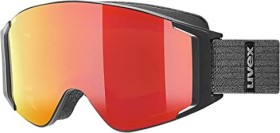 UVEX G.GL 3000 TO black mat/mirror red-lasergold lite-clear (S5513312030)