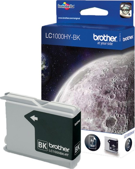 Brother LC1000HYBK Tinte schwarz -- via Amazon Partnerprogramm