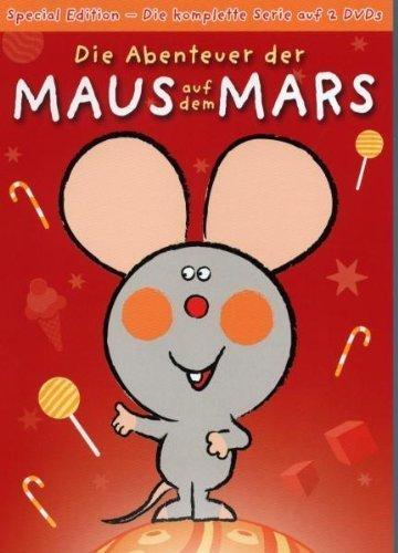 Die Abenteuer der Maus auf dem Mars Box (Vol. 1-2) -- via Amazon Partnerprogramm
