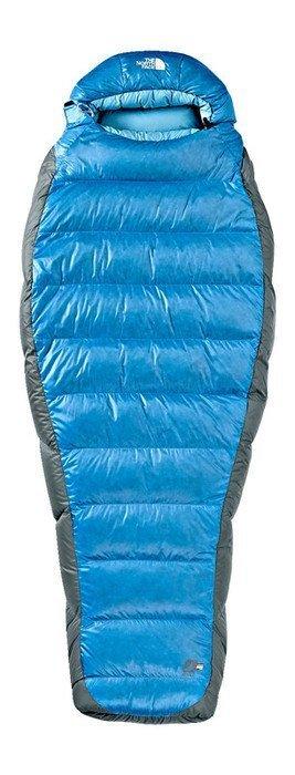 The North Face Blue Kazoo Mumienschlafsack (Damen) -- ©Globetrotter