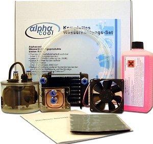 Alphacool Basic Set 80 Rev2 Wasserkühlungs-Komplettset (verschiedene Sockel)