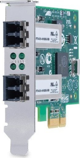 Allied Telesis 2911 Serie, 2x LC-Duplex, PCIe x1 (AT-2911LX/2LC)