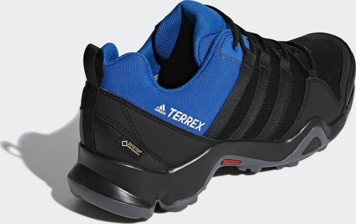 adidas Terrex AX2R GTX core black/blue beauty (Herren) (AC8032) ab € 62,56