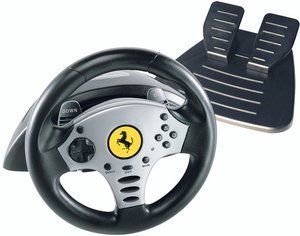 Thrustmaster Ferrari Challenge Racing Wheel (PS1/PS2) (4160334)
