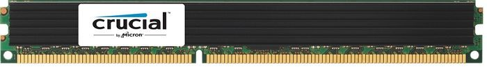 Crucial DIMM  8GB PC3L-10667R reg ECC CL9, low profile (DDR3L-1333) (CT8G3ERVLD81339)