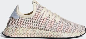 adidas Deerupt Pride cream whiteash greycore black