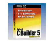 Borland: C++ Builder 5.0 Professional (English) (PC) (CPB1350WWFS180)