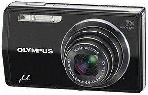 Olympus µ 7000 black (N3233592)