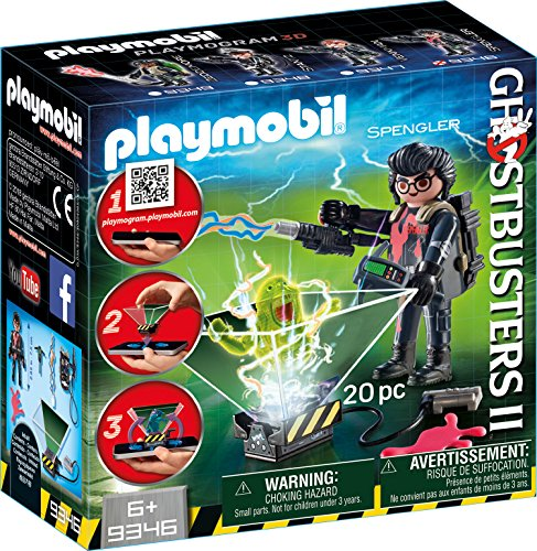 playmobil Ghostbusters - Geisterjäger Egon Spengler (9346) -- via Amazon Partnerprogramm