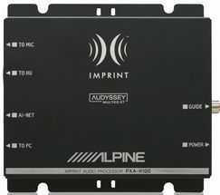 Alpine PXA-H100 Sound processor