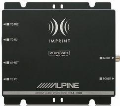 Alpine pxa h100 в витрине товаров.