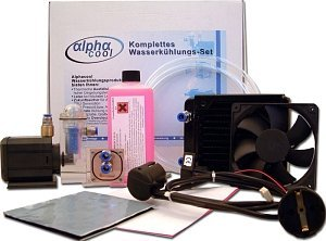 Alphacool Medium set V.2 water cooling kit (various socket)