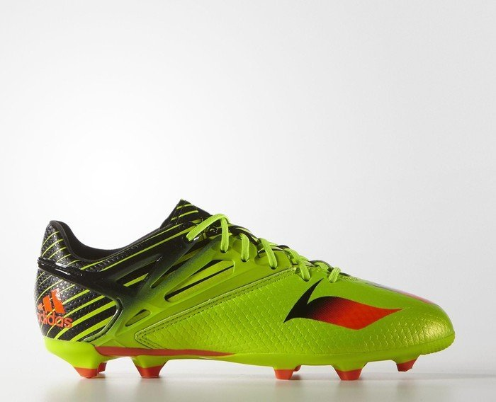 finest selection aff7b d7f9d adidas Messi 15.1 FG AG semi solar slime solar red core black ...