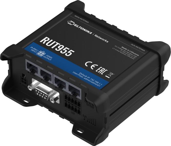 Teltonika RUT955 LTE WLAN Router -- via Amazon Partnerprogramm