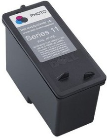 Dell Printhead with ink Series 11 tricolour photo (592-10277)