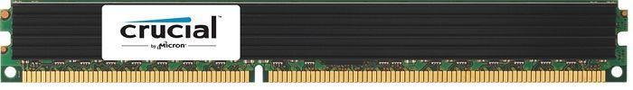 Crucial VLP DIMM 4GB, DDR3L-1600, CL11, reg ECC (CT4G3ERVLD8160B)