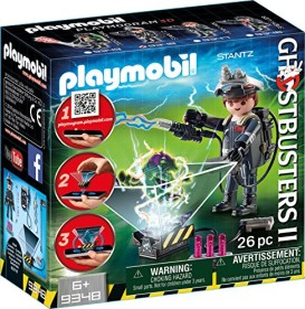 playmobil Ghostbusters - Geisterjäger Raymond Stantz (9348)