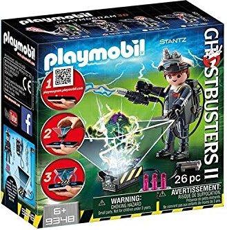playmobil Ghostbusters - Geisterjäger Raymond Stantz (9348) -- via Amazon Partnerprogramm
