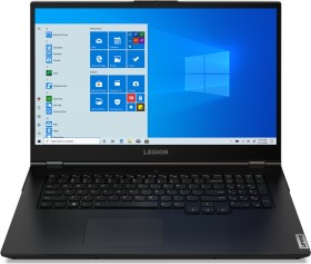Lenovo Legion 5 17IMH05 Phantom Black, Core i5-10300H, 16GB RAM, 512GB SSD, GeForce GTX 1650 Ti, DE (82B30025GE)
