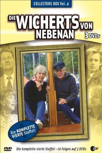 Die Wicherts von nebenan Box 4 (Folgen 40-49) -- via Amazon Partnerprogramm