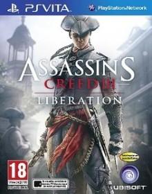 Assassin's Creed 3 - Liberation (PSVita)
