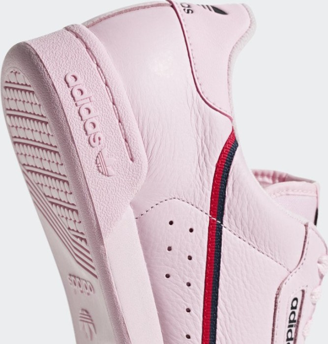 b48de653ecf7 adidas Continental 80 clear pink scarlet collegiate navy (B41679) starting  from £ 45.00 (2019)