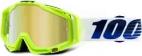 100% Racecraft Goggle gp21/clear lens (50100-247-02)
