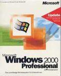 Microsoft Windows 2000 Professional aktualizacja (niemiecki) (PC) (B23-00101)
