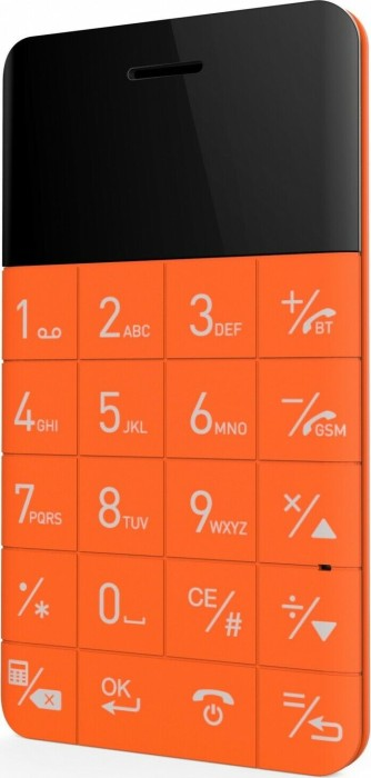Elari Card Phone orange -- von Crowdfox