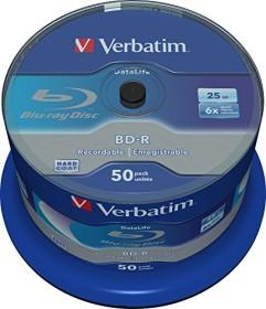 Verbatim BD-R 25GB 6x, 50er Spindel ohne ID (43838)