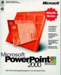 Microsoft: PowerPoint 2000 (PC) (079-00984)
