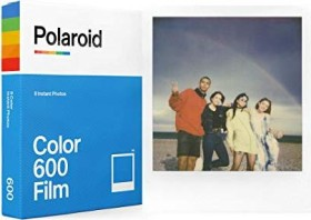 Polaroid Film Color 600 Sofortbildfilm (659004670)